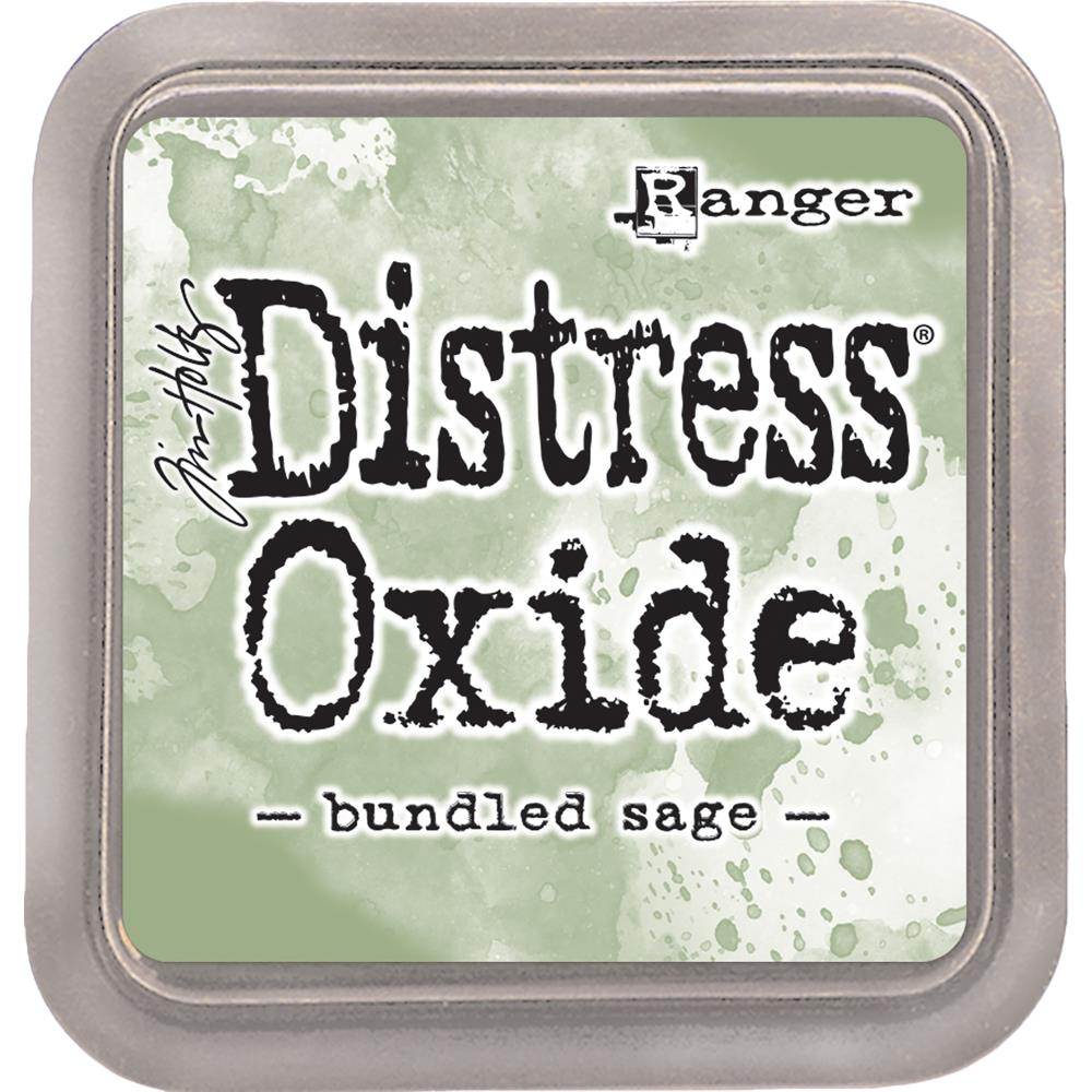 Ranger - Tim Holtz - Distress Oxide Ink Pad - Bundled Sage