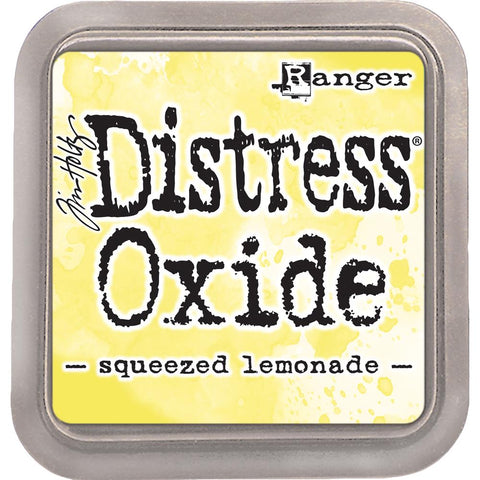 (Top 100) Ranger - Tim Holtz Distress Oxides Ink Pad - Squeezed Lemonade