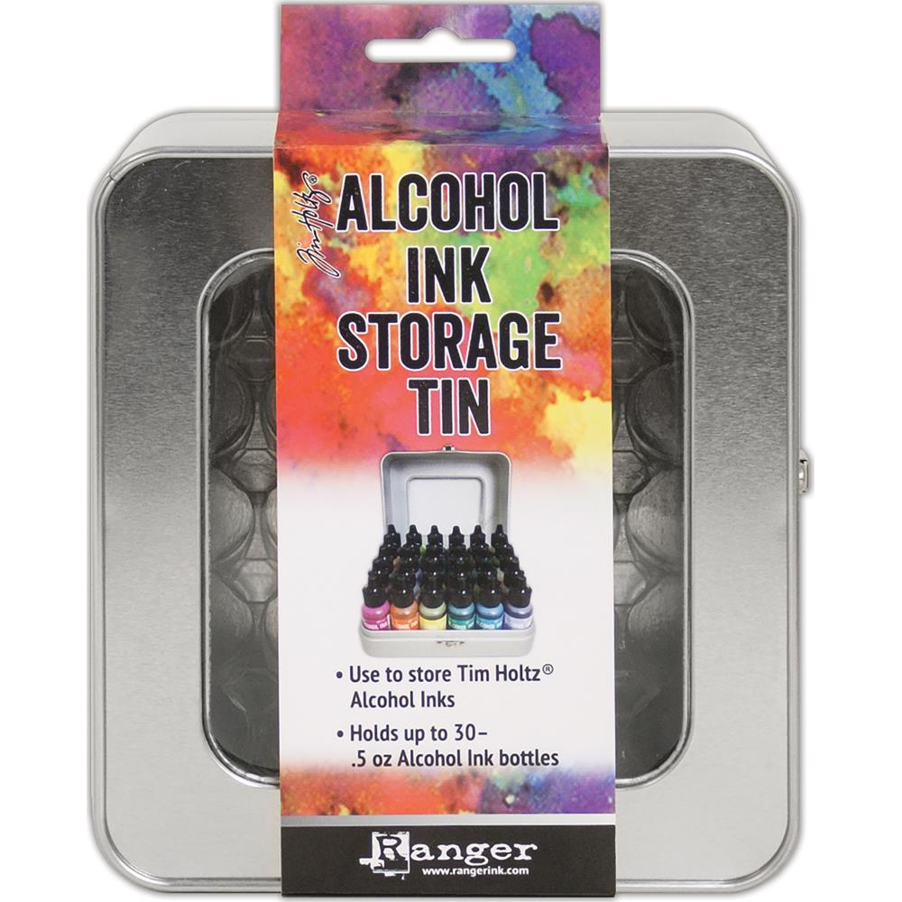 Ranger - Tim Holtz Alcohol Ink Storage Tin