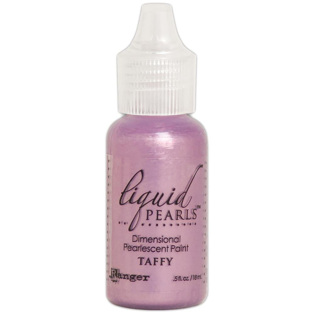 Ranger - Liquid Pearls Dimensional Pearlescent Paint .5oz - Taffy