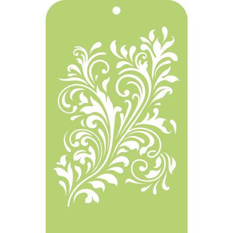 "Kaisercraft - Mini Designer Templates 3.5""X5.75"" - Fancy Flourish"