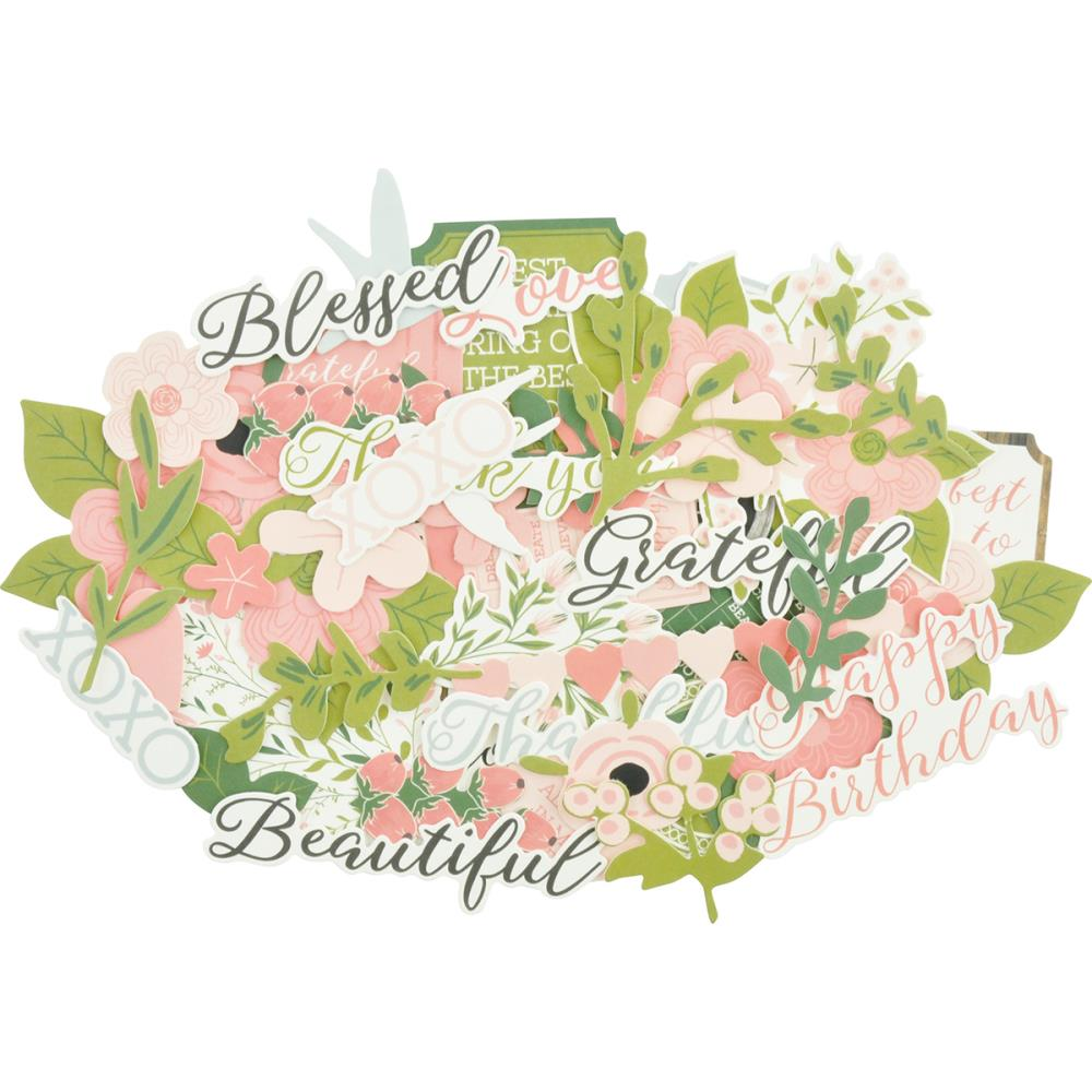 Kaisercraft - Full Bloom Collectables Cardstock Die-Cuts