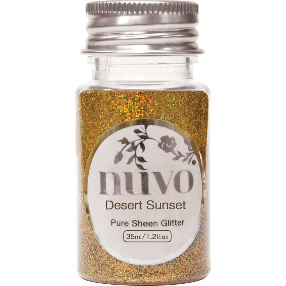 Nuvo - Glitter 1oz - Desert Sunset