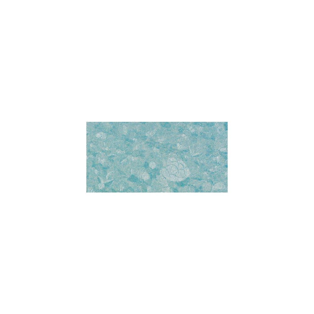 Tonic Studios - Craft Perfect Specialty Card - Powder Blue Lace