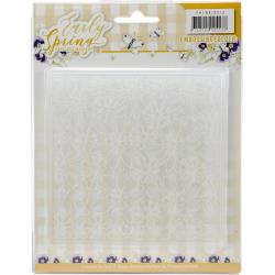 Find It Trading Precious Marieke Embossing Folder Early Spring