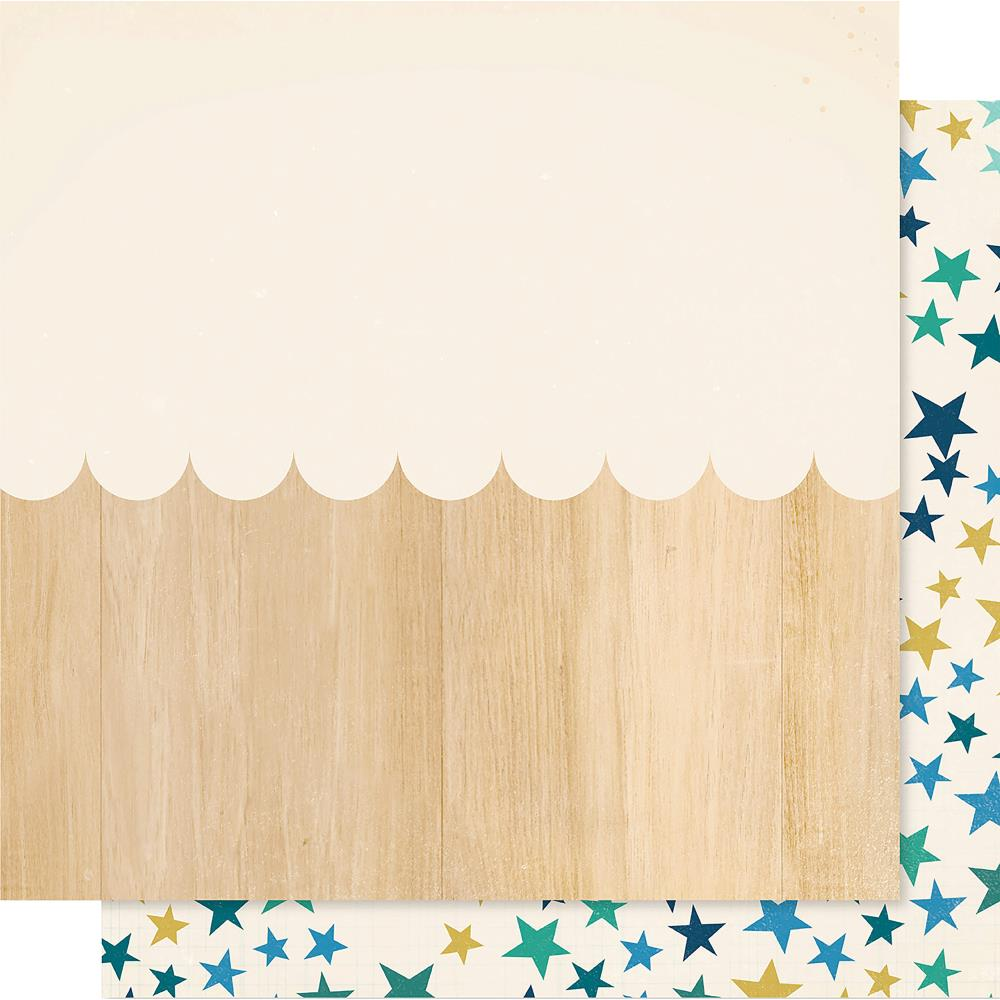 "Crate Paper - Maggie Holmes Willow Lane Double-Sided Cardstock 12""X12"" - Darling"