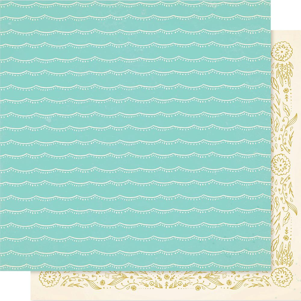 "Crate Paper - Maggie Holmes Willow Lane Double-Sided Cardstock 12""X12"" - Together"