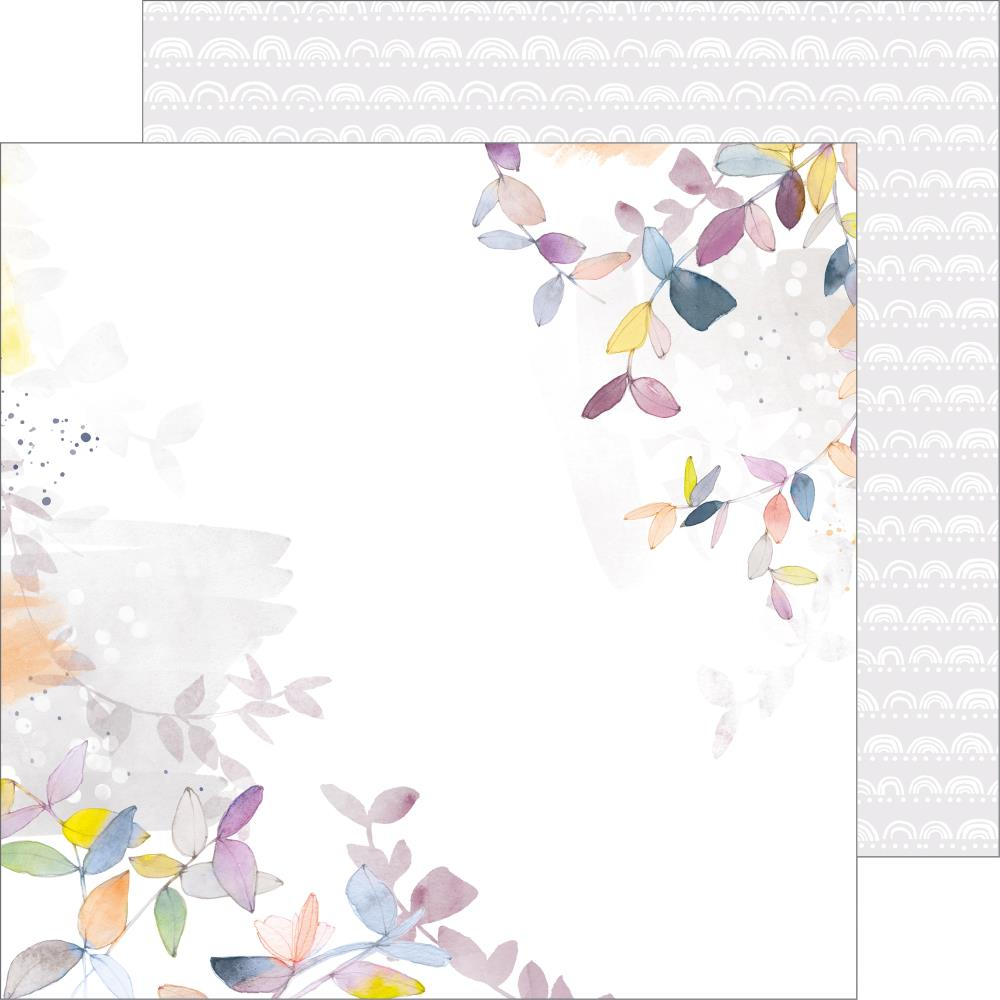 "Pinkfresh Studio - Indigo Hills 2 Double-Sided Cardstock 12""X12"" - Mesa"