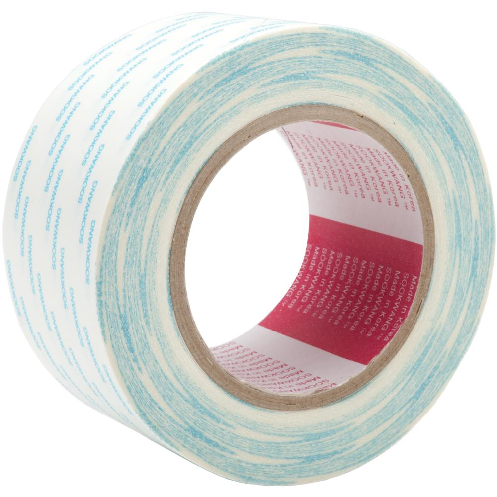 "Scor Pal - Scor-Tape - Double Sided Adhesive Tape 2.5"" x 27 yards"