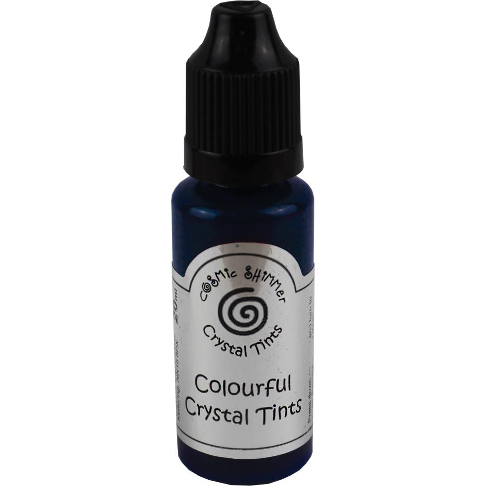 Creative Expressions - Cosmic Shimmer Crystal Tints 20ml - Tanzanite Blue