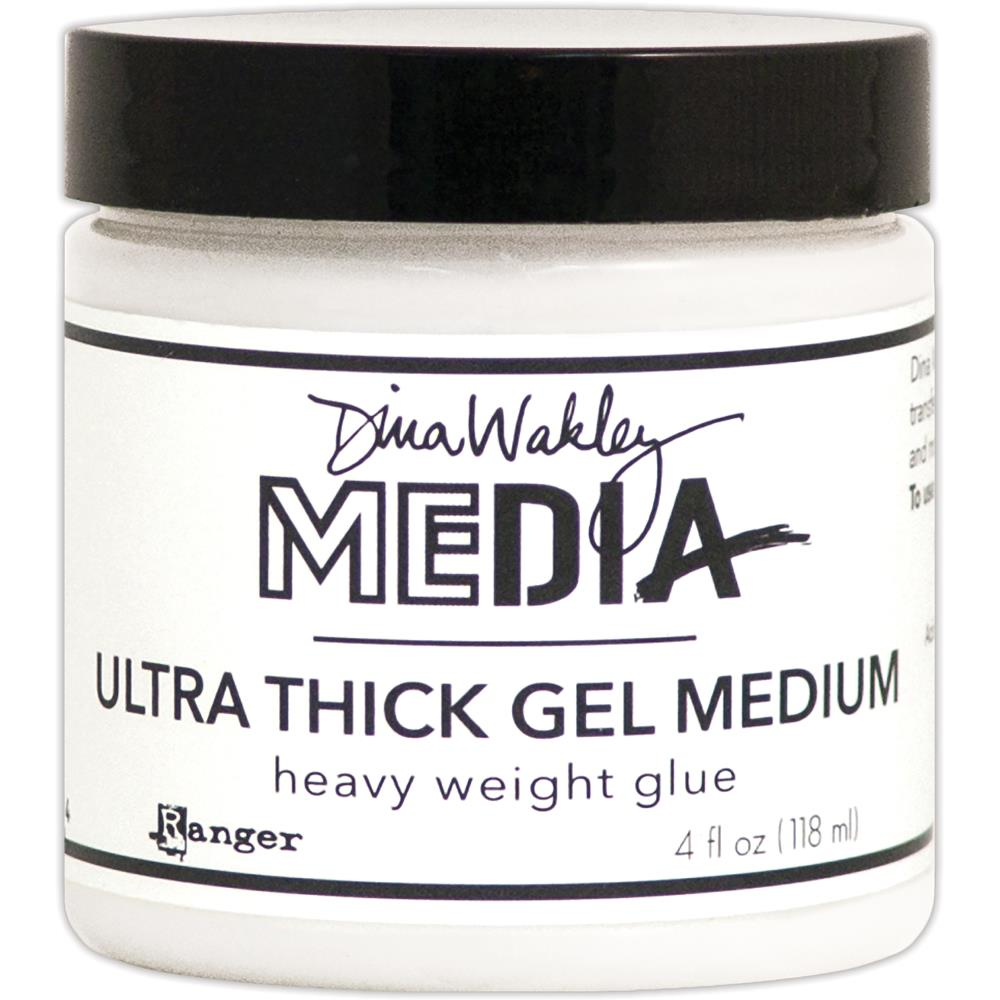 Ranger - Dina Wakley Media Ultra Thick Gel Medium 4 oz
