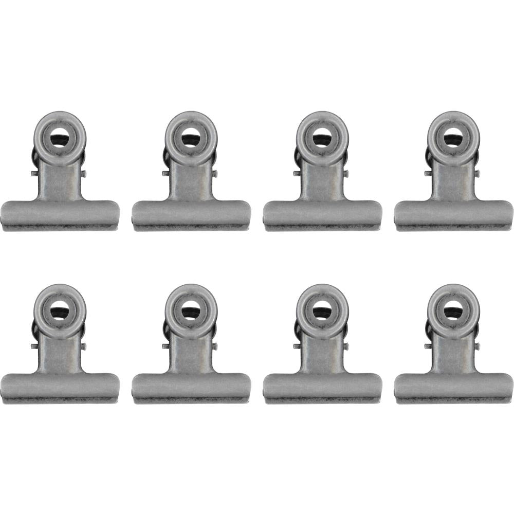 Tim Holtz - Idea-Ology Metal Hinge Clip Large 8/Pkg