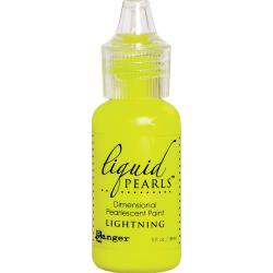 Ranger - Liquid Pearls Dimensional Pearlescent Paint .5oz - Lightning