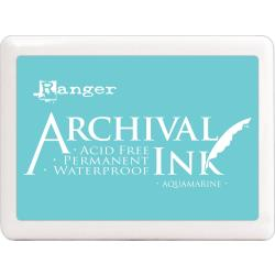 Ranger- Archival Jumbo XL Ink Pad #3 -Aquamarine
