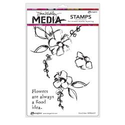 Ranger - Dina Wakley Media - Stamps -Good Idea