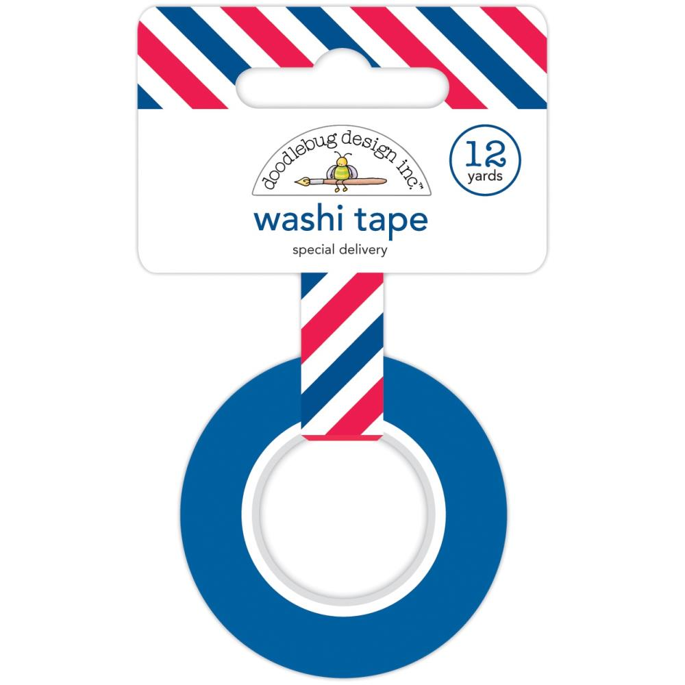 Doodlebug -  Washi Tape - Special Delivery