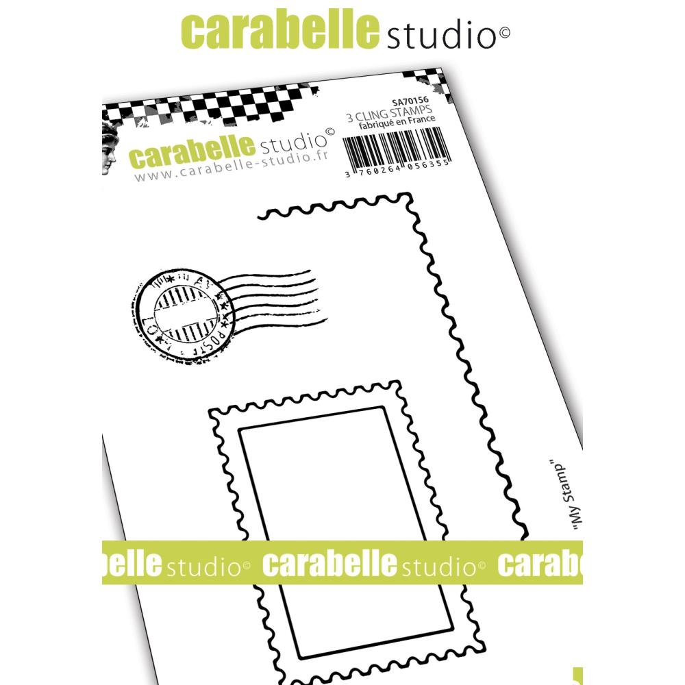 Carabelle Studio Cling Stamp A7