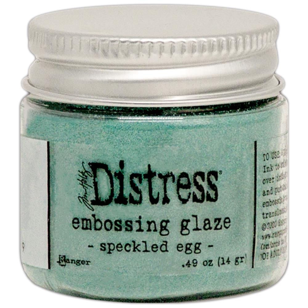 Ranger - Tim Holtz Distress Embossing Glaze - Speckled Egg