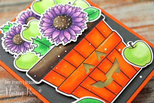 Honey Bee Stamps - Bushel And A Peck | Honey Cuts | Steel Craft Dies