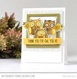 My Favorite Things - Stamp Set - For Owl You Do