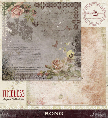 Blue Fern Studios - Timeless - Song