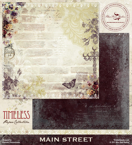Blue Fern Studios - Timeless - Main Street