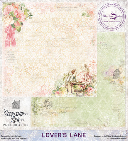 Blue Fern Studios - Courtship Lane - Lover's Lane