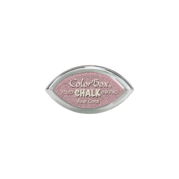 Clearsnap ColorBox Fluid Chalk Cat's Eye Ink Pad - Rose Coral