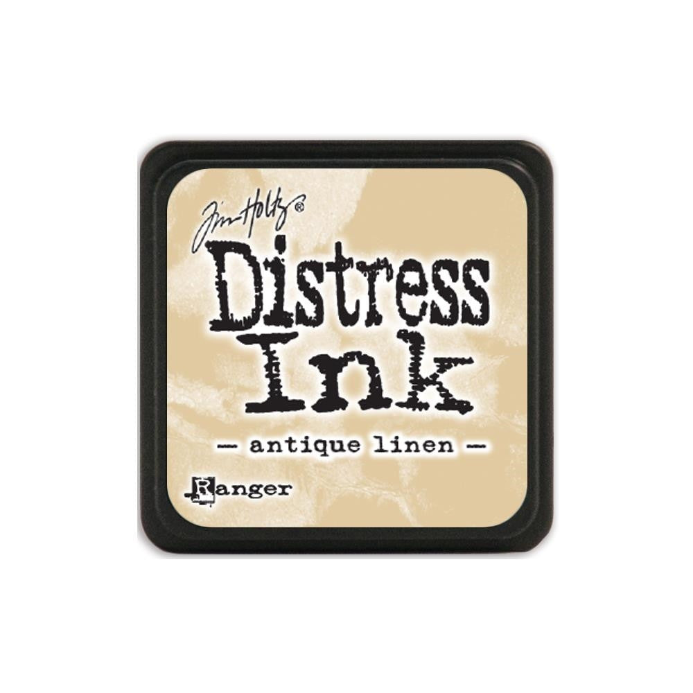 Ranger Tim Holtz Distress Mini Ink Pad ANTIQUE LINEN