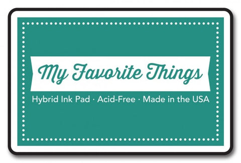 "My Favorite Things Hybrid Ink Pad 3"" x 2"" - Green Eyed Monster"