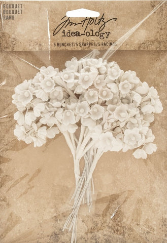 Tim Holtz - Idea-Ology Bouquet