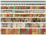 Tim Holtz - Idea-Ology Design Tape - Vintage