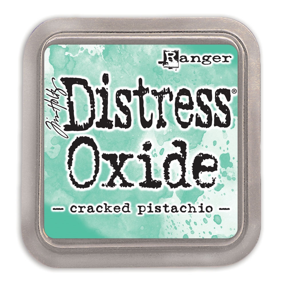 Ranger, Tim Holtz Distress Oxide Ink Pad - Cracked Pistachio