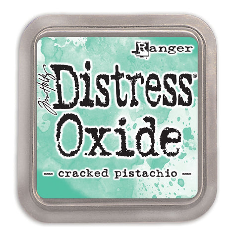 (pre order) Ranger - Tim Holtz Distress Oxide Ink Pad - Cracked Pistachio