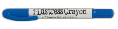 Ranger - Tim Holtz Distress Crayon - Blueprint Sketch