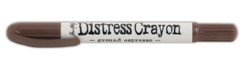 Ranger - Tim Holtz Distress Crayon - Ground Espresso