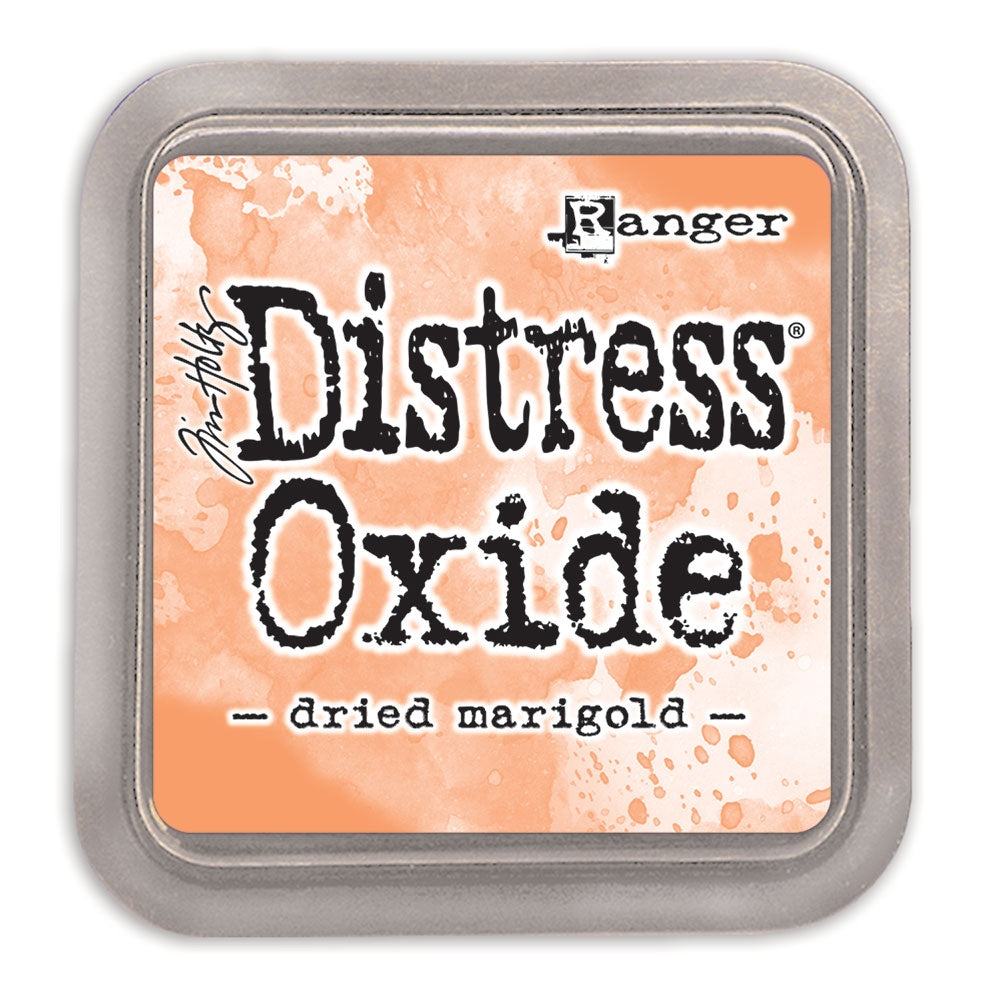 Ranger - Tim Holtz Distress Oxides Ink Pad - Dried Marigold