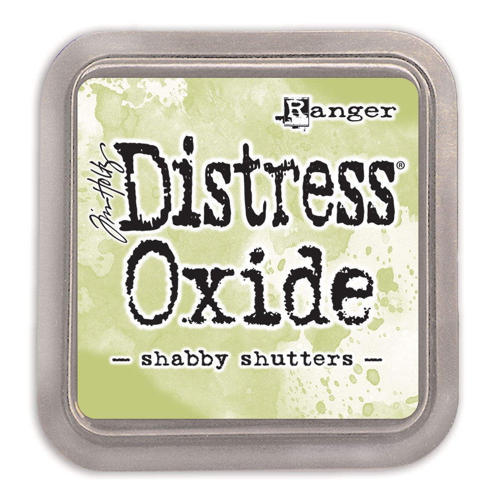 Ranger - Tim Holtz Distress Oxides Ink Pad - Shabby Shutters