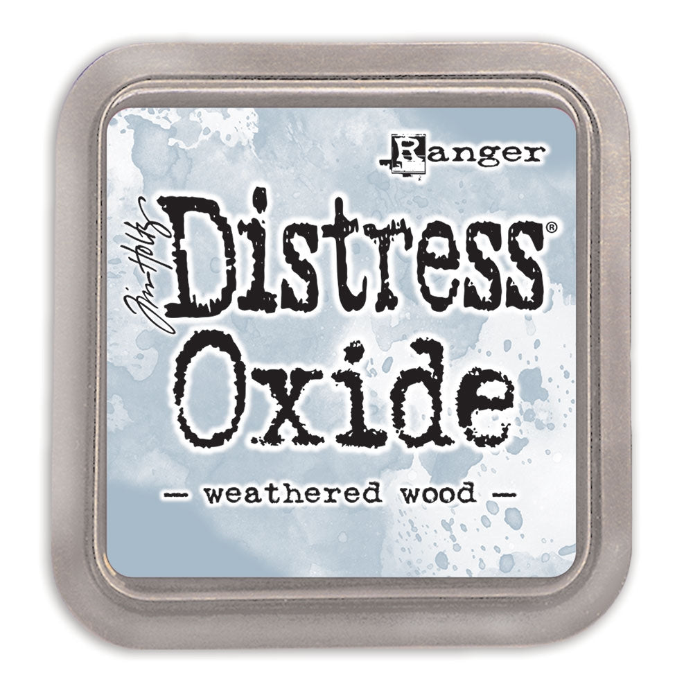Ranger - Tim Holtz Distress Oxides Ink Pad - Weathered Wood