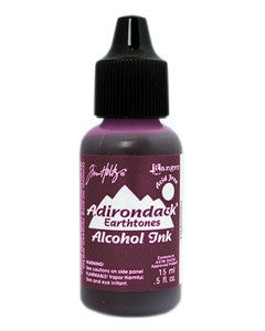 Ranger - Tim Holtz Adirondack Brights Alcohol Ink .5oz - Cranberry