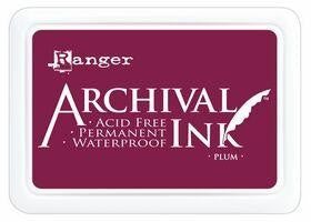 Ranger- Archival Ink Pad #0 - Plum