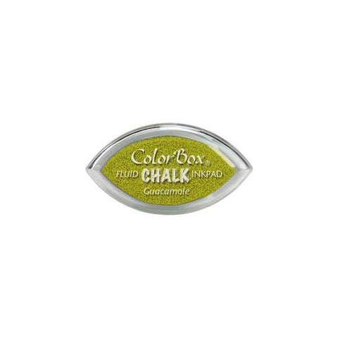 Clearsnap ColorBox Fluid Chalk Cat's Eye Ink Pad - Guacamole