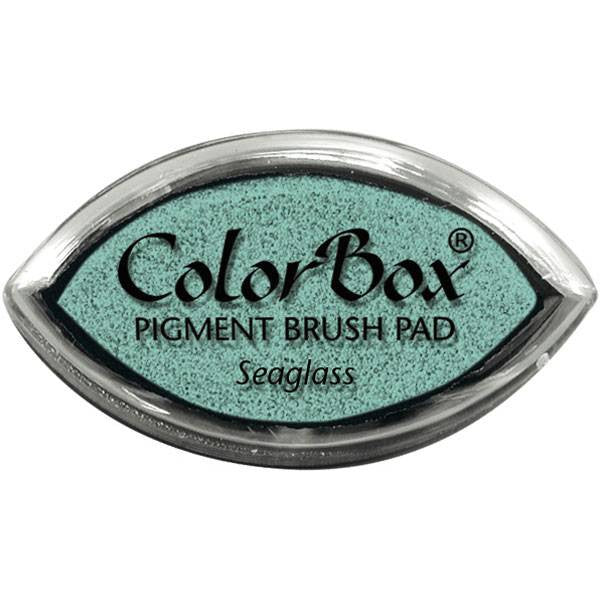 Clearsnap ColorBox Pigment Cat's Eye Ink Pad - Seaglass