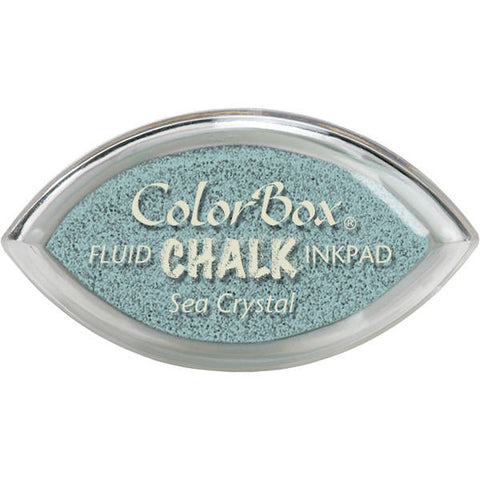 Clearsnap ColorBox Fluid Chalk Cat's Eye Ink Pad - Sea Crystal