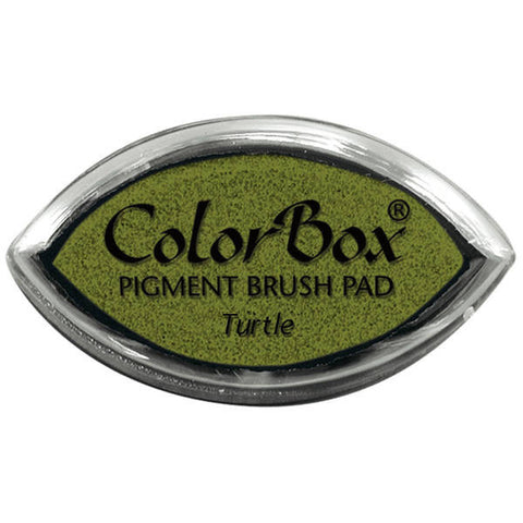 Clearsnap ColorBox Pigment Cat's Eye Ink Pad - Turtle