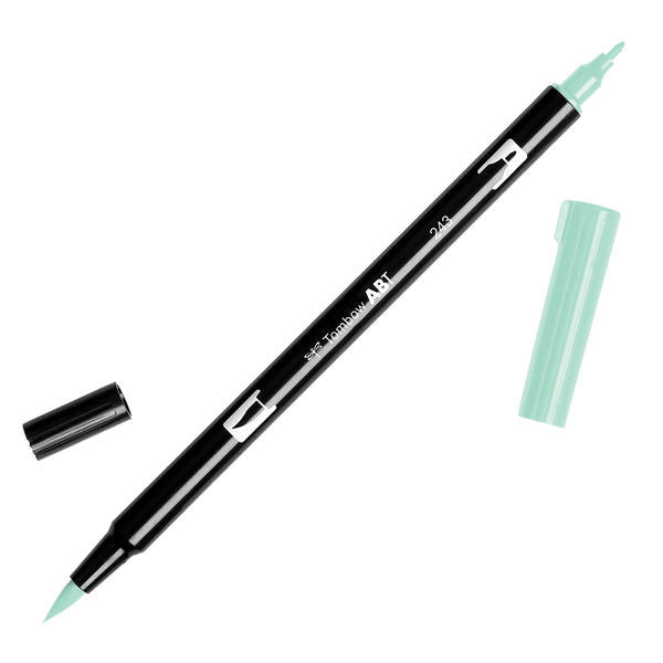 Tombow Dual Brush Pen - Mint #243