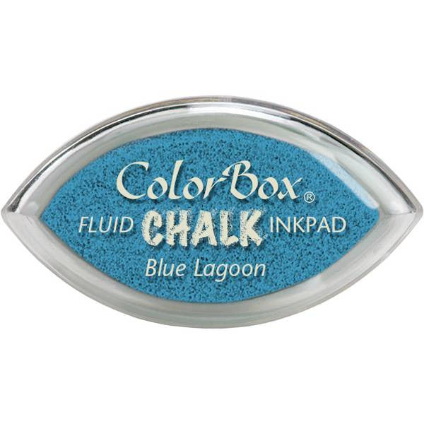 Clearsnap ColorBox Fluid Chalk Cat's Eye Ink Pad - Blue Lagoon