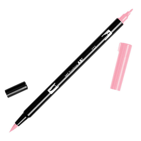 Tombow Dual Brush Pen - Blush #772