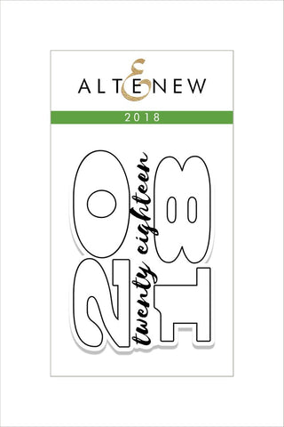 Altenew - 2018 Stamp Set