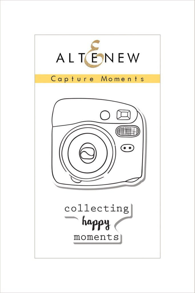 "Altenew - 2"" x 3"" Stamp Set - Capture Moments"